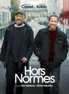 """Ciné-débat (29) à Moëlan-sur-mer : """"Hors normes"""" de Eric Toledano et Olivier Nakache"""" @ Cinéma Kerfany"""