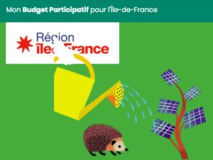 Budget participatif Idf : votez Marne-et-Chantereine (77) ! @ Chelles