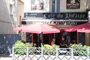 AG de l'Ufal Chaville, le 3 octobre @ Café du Théâtre